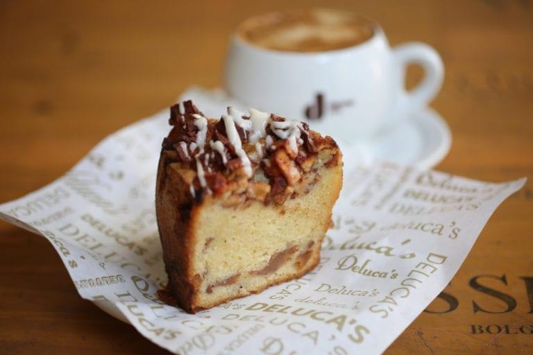 Fresh Baked Coffee Cake